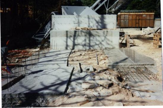 beton de propeté et fondation